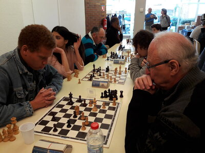 ECHECS GPO S17-18 J2 St JUST EN CHAUSSEE, GPO J2 S17-18 St Just  14