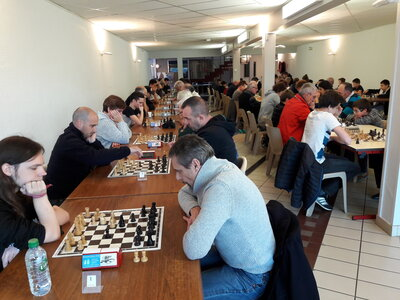 ECHECS GPO S17-18 J2 St JUST EN CHAUSSEE, GPO J2 S17-18 St Just  7