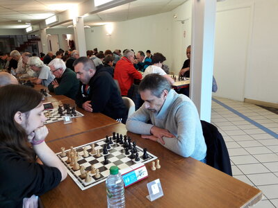 ECHECS GPO S17-18 J2 St JUST EN CHAUSSEE, GPO J2 S17-18 St Just  9