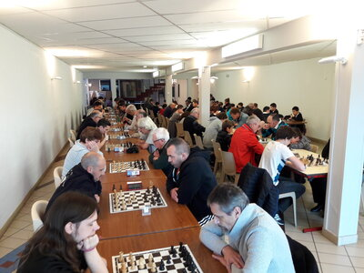 ECHECS GPO S17-18 J2 St JUST EN CHAUSSEE, GPO J2 S17-18 St Just  10