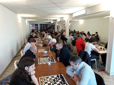 ECHECS GPO S17-18 J2 St JUST EN CHAUSSEE, GPO J2 S17-18 St Just  11