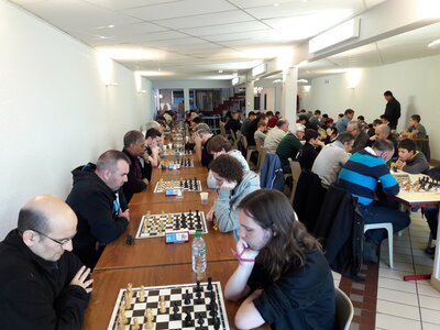 ECHECS GPO S17-18 J2 St JUST EN CHAUSSEE, GPO J2 S17-18 St Just  17