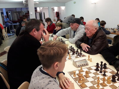 ECHECS GPO S17-18 J2 St JUST EN CHAUSSEE, GPO J2 S17-18 St Just  19