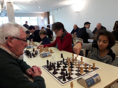 ECHECS GPO S17-18 J2 St JUST EN CHAUSSEE, GPO J2 S17-18 St Just  46
