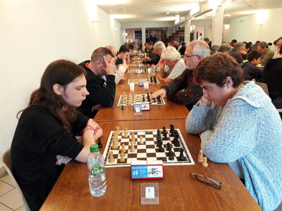 ECHECS GPO S17-18 J2 St JUST EN CHAUSSEE, GPO J2 S17-18 St Just  60